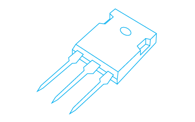 ECW20N20-Z and ECW20P20-Z MOSFETS
