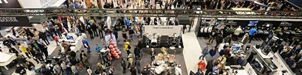 Exicon at Musikmesse